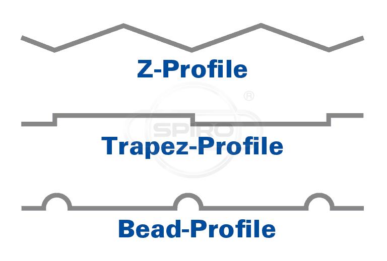 PROFILING MACHINE TPM 2500