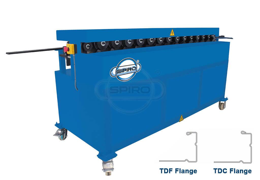 TDC/F ROLLFORMING MACHINE